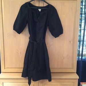 Women's black Merona dress size L